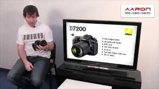 Nikon D7200 - video představení