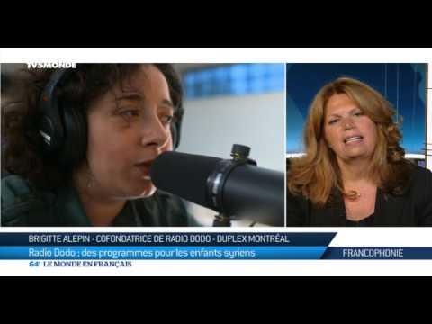 Radio Dodo : des programmes pour les enfants syriens