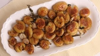 golden roasted potatoes recipe laura vitale laura in the kitchen episode 501