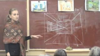 7А Урок образотворчого мистецтва