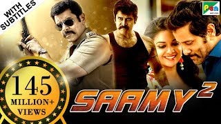Saamy² (2019) | New Released Full Hindi Dubbed Movie | Vikram, Keerthy Suresh, Aishwarya Rajesh Thumb