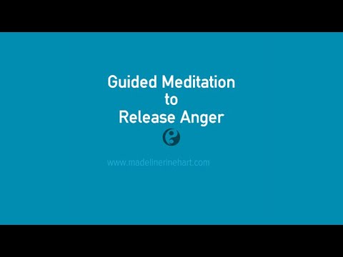 Guided Meditation to Release Anger - YouTube