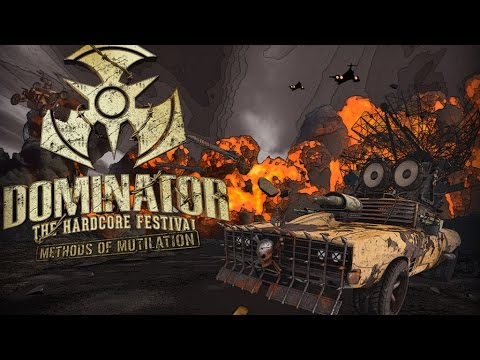 Dominator 2016 Methods of Mutilation | Hardcore | Goosebumpers
