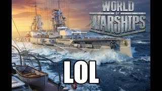 World of Warships - Lol