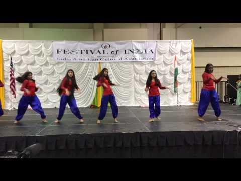 Festival of India - Geet Rung School of Dance and Music