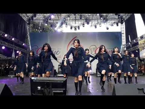 AKB48 x JKT48 @ Jak-Japan Matsuri 2018