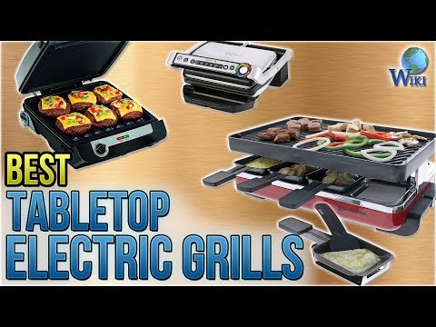 10-best-tabletop-electric-grills-2018
