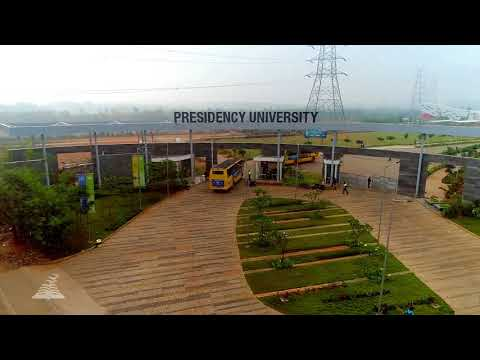 Your Future begins here | Presidency University
