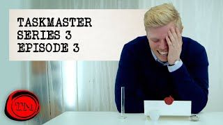 Taskmaster - Series 3, Episode 3 'Little Polythene Grief Cave'