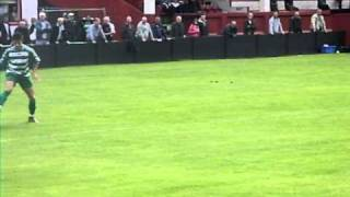 Ollie Ryan goal vs Salford City FA Cup 11/09/2010.AVI