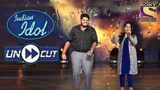 Sayli And Ashish Give A Mesmerizing Performance | Indian Idol Season 12 | Uncut