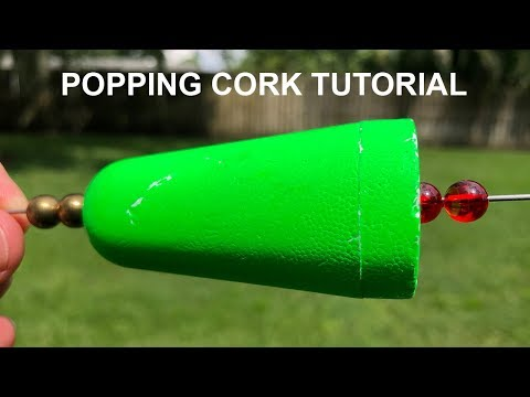 How To Fish A POPPING CORK (Plus Top Popping Cork Mistakes)