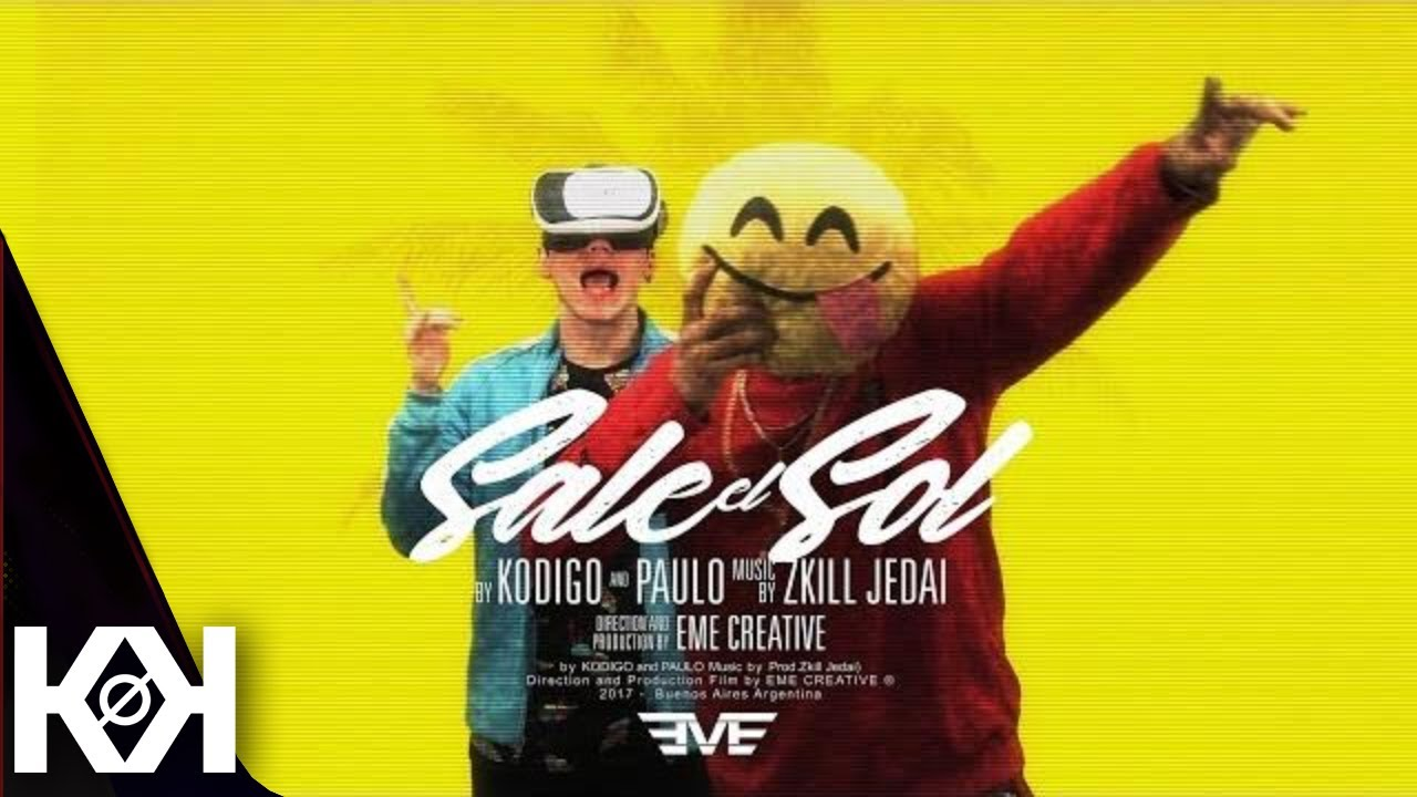 Kodigo - Sale el Sol (feat. Paulo Londra) (Film by @emecreativeoficial)