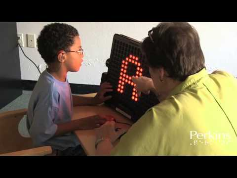 LightAide Testimonial from Perkins School for the Blind