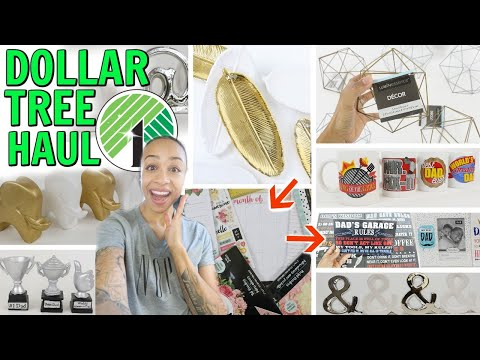 DOLLAR TREE HAUL! BEST HOME DECOR FINDS EVER AND THEY ARE YOURS!