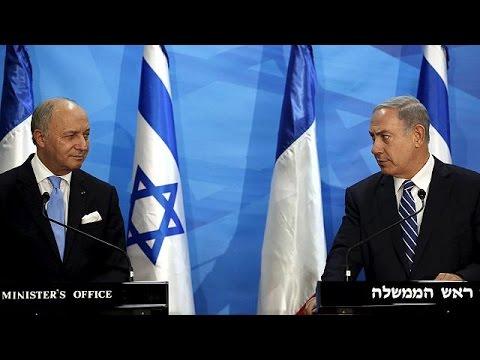 """Palestina: França adverte Israel sobre """"risco de explosão"""""""