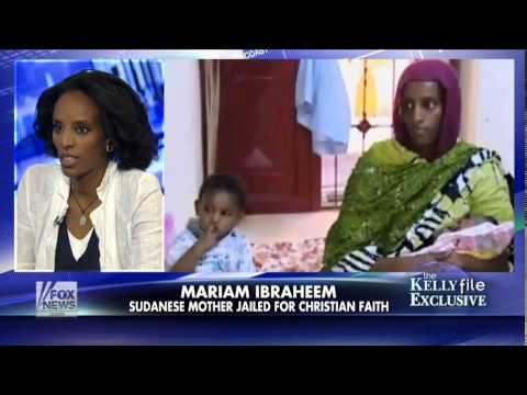 Mariam Ibrahim: Embassy wouldn't listen to me, Thanks Lanier