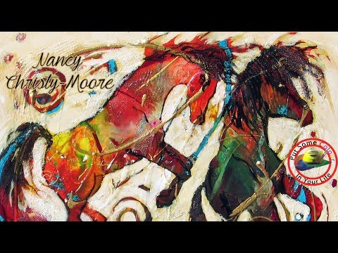 Fine Art Tips with Nancy Christy-Moore on Colour In Your Life
