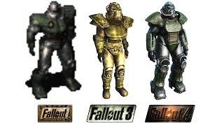 THE Evolution of Fallout Games 1997-2018