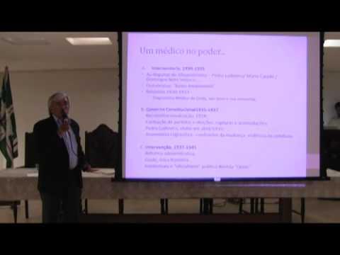 METAMORFOSES DO PODER POLÍTICO EM GOIÁS - PROF. F. ITAMI CAMPOS (UniEvangélica. UFG)