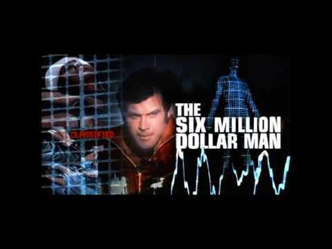 The Six Million Dollar Man Intro  --  HQ