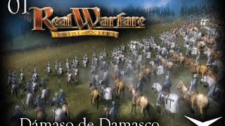 01.Batalla de Evesham (Real Warfare Siglo XIII) // Gameplay Español