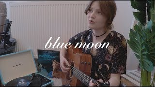 blue moon (acoustic cover)