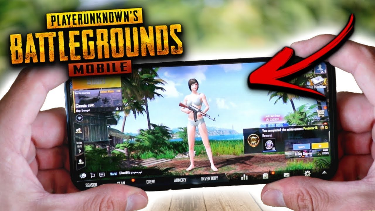 Pubg Mobile Ultra Hd Yapma Ios: BEST GAMING PHONE For PUBG Mobile 2018! (MAX FPS In Ultra