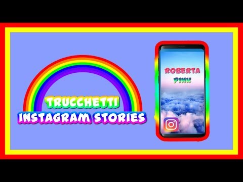 come-fare-la-scritta-arcobaleno-nelle-instagram-stories-😱😍-||-roberta-pink