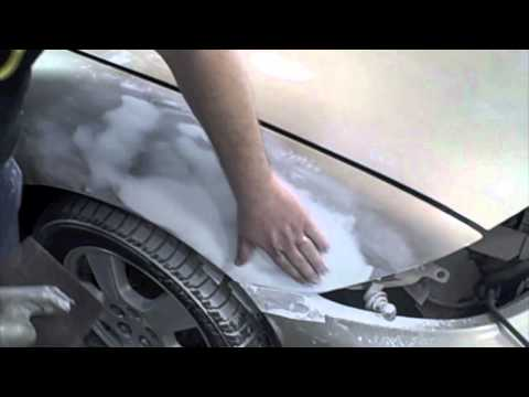 CAR DIY Ding Dent Repair, Body Filler, Putty, Primer, 53 min Video