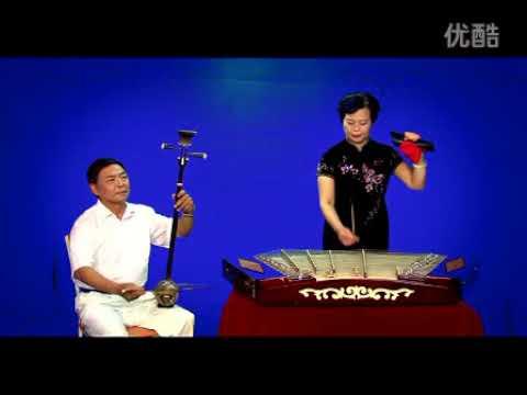 Subei qinshu 苏北琴书 narrative singing from northern Jiangsu province, China