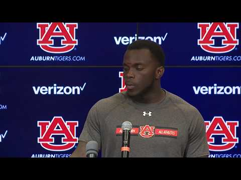 LB Deshaun Davis Reviews Auburn's First Scrimmage