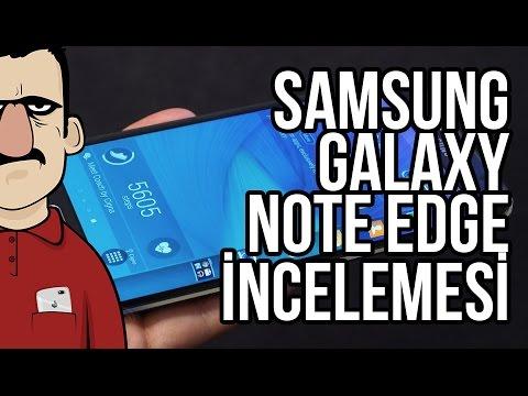 Teknolojiye Atarlanan Adam - Samsung Galaxy Note Edge İncelemesi