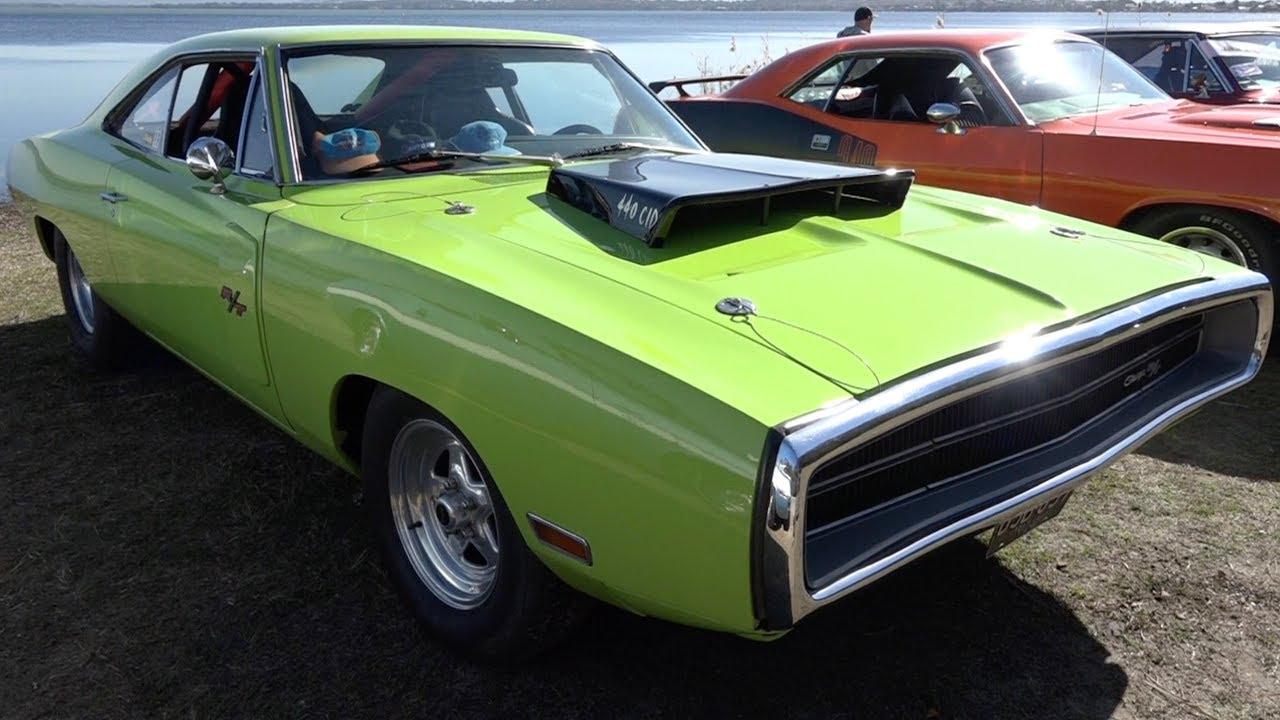 Chrysler Wake Run: Classic Restos - Series 38