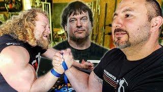 Can I Win Devon Larratt's Arm Wrestling Tourney?