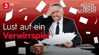 Sebastian Pufpaff – Gefangen im Bürokratie-Dschungel