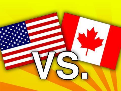 Dating in canada vs usa