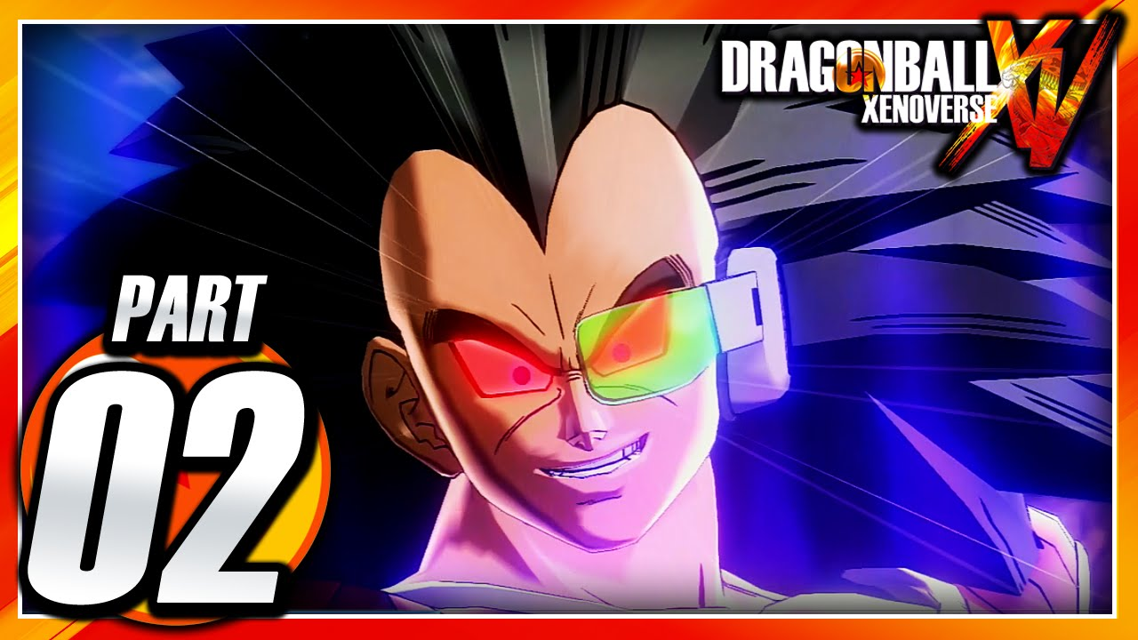 Dragon Ball Xenoverse PS3: Part 2 - Invasion of Earth! Saiyan Warrior  Raditz! (Saiyan Saga)