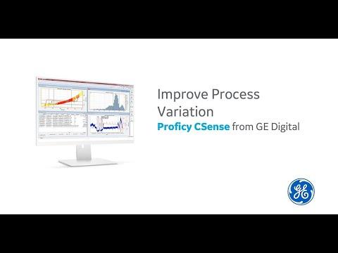 Proficy CSense: Improve Process Variation