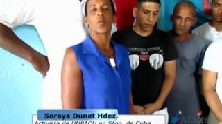 Denuncian arrestos violentos de opositores en Cuba
