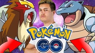 Pokemon GO | NEW LEGENDARY POKEMON & BLASTOISE EVOLUTION!