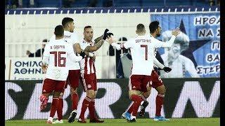 Η παρακάμερα του Ατρόμητος - Ολυμπιακός! / Atromitos - Olympiacos behind the scenes!