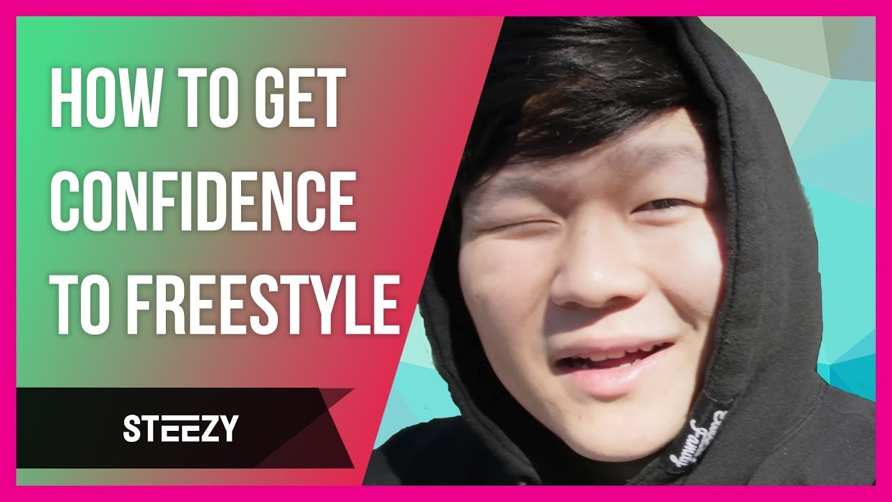 How To Get The Confidence To Freestyle | Dance Tips | STEEZY.CO
