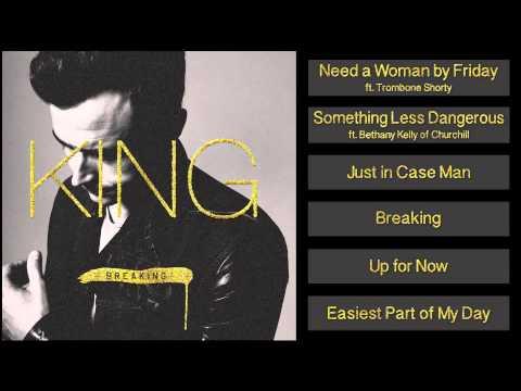 Joe King: Breaking EP