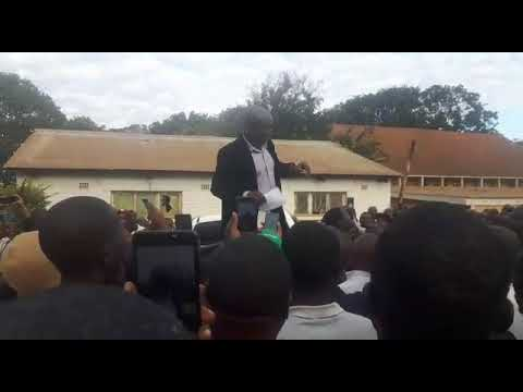 Malawi erection case in court.