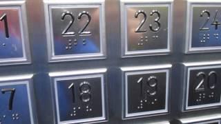 Лифты Thyssen Krupp в life митинская ecopark + обзор новостройки (1214)