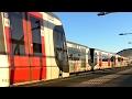 RET metro SG3 en combi's type B en SG3 op Heemraadlaan!