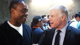 """JIM LAMPLEY to Floyd Mayweather """"Why Not Fight A WOMAN Next"""""""