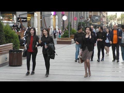 Yerevan, 27.03.18, Tu, Hyusisainic Mer Bakov Depi Kino Moskva.