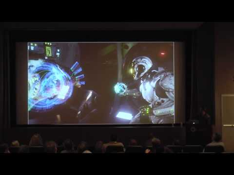 Dale Carman & Reel FX - Storytelling in Virtual Reality
